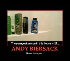 Lol only the BVB army would understand this... even tho hes 24 now, like it matters xD