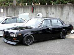 KE70 #Corolla #Toyota