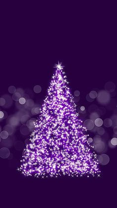Find images and videos about purple, christmas and lights on We Heart It - the app to get lost in what you love.