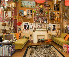 Kitsch Decor Home kitsch decoration