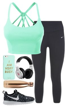 A fashion look from May 2016 featuring NIKE, and nike trainers. Browse and shop related looks. Baddie Outfits Casual, Cute Swag Outfits, Cute Comfy Outfits, Sporty Outfits, Nike Outfits, Athletic Outfits, Girly Outfits, Dance Outfits, Chic Outfits