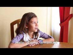 Kids Interview a Friend in Spanish, in Peru - YouTube