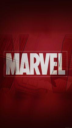 MARVEL LOGO FILM ART ILLUST MINIMAL WALLPAPER HD IPHONE,  #Art #FILM #ILLUST #iphone #Logo #M...