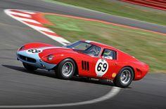 Larry Kinch's 1960 Ferrari 250 GT Drogo No.69