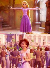 Rapunzel's wardrobe