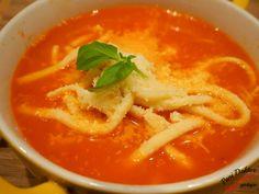 Zupa pomidorowo- paprykowa – Pani Doktor gotuje