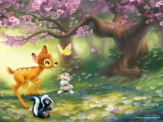 Bambi | disney movies, Bambi's tale unfolds from season to season as the young prince of the forest learns about life, love, and friends in this classic film. Description from shortnewsposter.com. I searched for this on bing.com/images
