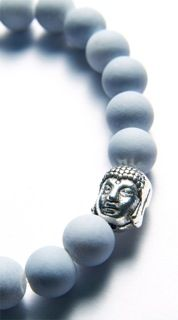 Original Kayleigh Falcus Grey Buddha Bracelet.  https://www.facebook.com/kayleighfalcusjewellery