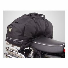 Tail bag! - Wolfman Beta Plus Rear Bag