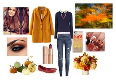 """""""Gorgeous Fall Style"""" by daphnee2ada2collier ❤ liked on Polyvore featuring H&M, Casetify, Home Decorators Collection, Oasis and Givenchy"""