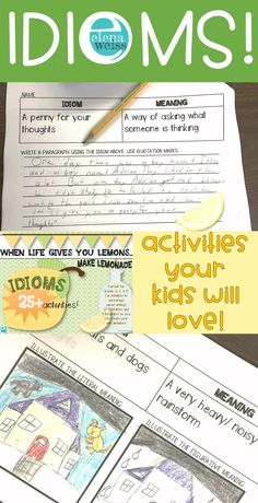 Writing Strategies Posters, Anchor Charts & Writer\'s Notebook Sheets