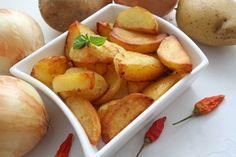 Gebratene Chilli-Kartoffeln