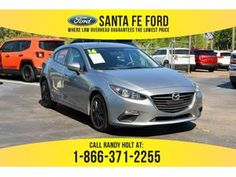 2016 Liquid Silver Metallic Mazda i Sport Mazda Mazda3, Mazda 3, Fes, Santa Fe, Metallic, Sports, Silver, Hs Sports, Money