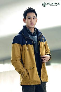 Beanpole Outdoor F/W 2015 Ad Campaign Feat. Kim Soo Hyun | Couch Kimchi