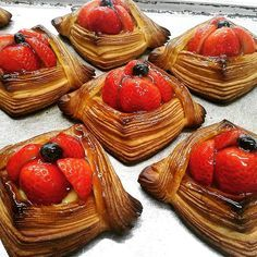 Good morning! Today pastry. .