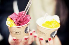 {take me away № 31 | gelato tasting in italy} by {this is glamorous}, via Flickr