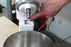 KitchenAid Beater Height Adjustment Screw