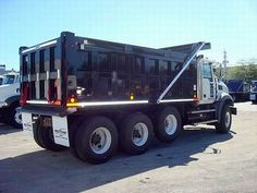 Nextran Truck Center - MACK GRANITE GU813