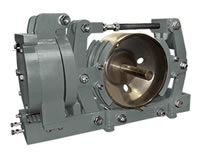 Magnetek's AIST-NEMA rated Mondel Mill Duty Brakes are designed for heavy-duty steel mill and other harsh environments and applications. Parts  Service: www.dukebrakes.com