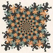 M.C. Escher – Image Categories – Transformation Prints