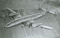 Lockheed C-121F Constellation Turboprop