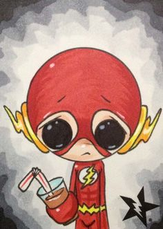 The Flash by Michael Banks (Sugar Fueled)