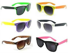 ASVP Shop Wayfarer Sunglasses - 39 styles available.