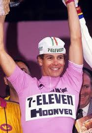 Andy Hampsten - USA.  Winner in 1988 Giro D'Italia