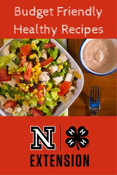 It is possible to eat healthy on a budget, get recipes here. #NebExt