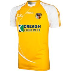 Antrim GAA Jersey - It seems appropriate that I should have the jersey from one of the counties my ancestors were kicked out of. Sports, Shopping, Collection, Irish, Bench, Bible, Tops, Football, Fashion