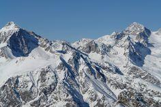 Photo Mountains from Mount Musa Achitara north.
