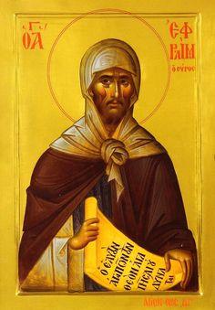 Saint Ephraim the Syrian