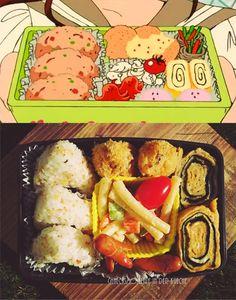 Glücksmomente in der Küche: Otaku Girls - Makotos Bento