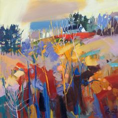 Autumn Clearing. Pam Carter