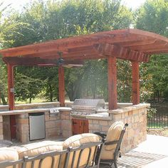 Outdoor Kitchens North Texas
