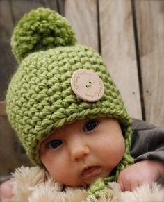 Railynn Baby Crochet Hat-Cutest Baby Crochet Hat Patterns