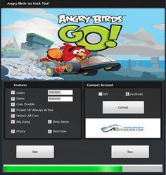 Download Angry Birds GO Hack at http://abiterrion.com/angry-birds-go-hack/