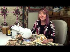 Sewing Machine Tutorial Full Size Quilts, Quilted On Regular Sized Home Sewing Machines. 3 Videos Show You How. - Page 2 of 4 - Keeping u n Stitches Quilting Quilting Blogs, Free Motion Quilting, Quilting Tutorials, Hand Quilting, Machine Quilting, Quilting Designs, Sewing Tutorials, Video Tutorials, Quilting Ideas
