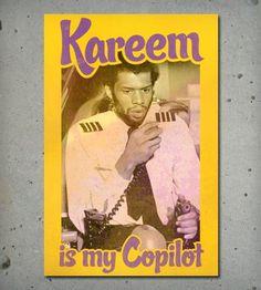 Kareem Print