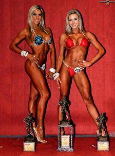 Mori Oliveira and Raphaela Milagres