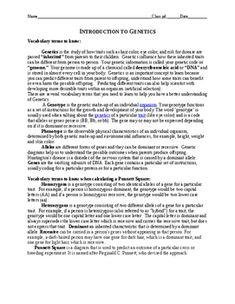 Worksheet Dihybrid Crosses Pinterest Resource Board