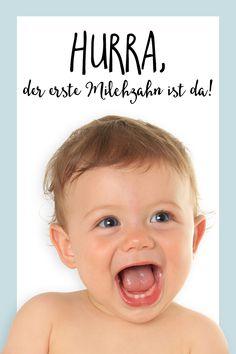 Mit dem ersten Milchzahn beginnt die Zahnpflege bei Babys. Was gibt's dabei zu beachten? Und wie war das nochmal mit dem Fluorid?