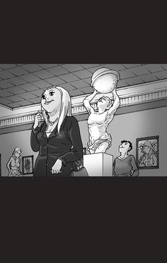 Silent Horror :: Crime | Tapas Comics - image 2