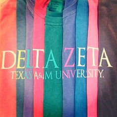 You can never have too many t-shirts. #TSM