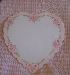 PINK hp ROSE SIGN personalized hand painted shabby chic home heart teen dorm art