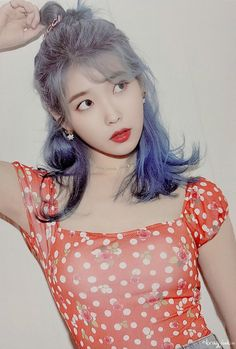 Kpop Girl Groups, Kpop Girls, Korean Beauty, Asian Beauty, Girl Hair Colors, K Wallpaper, Art Anime, Iu Fashion, Korean Artist
