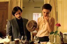 """Jason Schwartzman, Natalie Portman @ """"Hotel Chevalier"""" by Wes Anderson"""