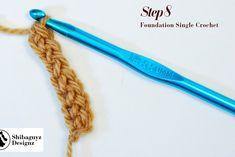 Ίδρυμα Ενιαία πλέκω Tutorial από Shibaguyz Designz