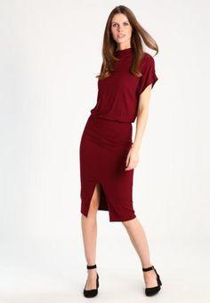 #Baukjen bernwood vestito di maglina dark red Rosso scuro  ad Euro 175.00 in #Baukjen #Donna abbigliamento vestiti