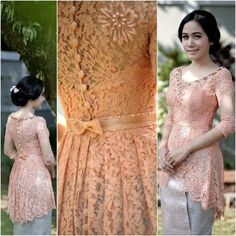 Dress Hijab Modern Batik 59 Super Ideas Source by dresses hijab Model Kebaya Muslim, Kebaya Modern Hijab, Dress Brokat Modern, Model Kebaya Modern, Kebaya Hijab, Kebaya Lace, Batik Kebaya, Kebaya Dress, Batik Dress